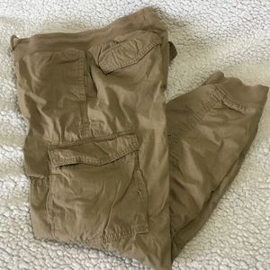 GAP Boys Lined Pull-On Cargo Pants